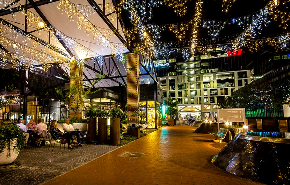 discover britomart night life 2